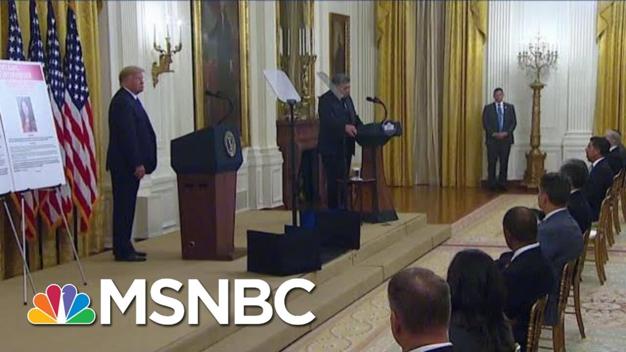 See Obama's WH Ethics Lawyer Talk Trump's Impeachment | The Beat With Ari Melber | MSNBC 3
