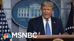 Trump Trails Biden In Fox News Poll | Morning Joe | MSNBC 2