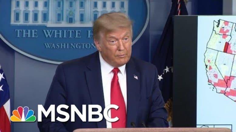 Pres. Trump Cancels Florida RNC Events Amid Pandemic   Morning Joe   MSNBC 1