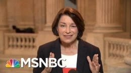 65% Of Americans Support 'No Excuse' Absentee Voting | Morning Joe | MSNBC 5