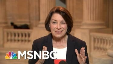 65% Of Americans Support 'No Excuse' Absentee Voting | Morning Joe | MSNBC 6