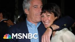 Epstein's Confidant Ghislaine Maxwell Charged In Sex Abuse Probe | All In | MSNBC 3