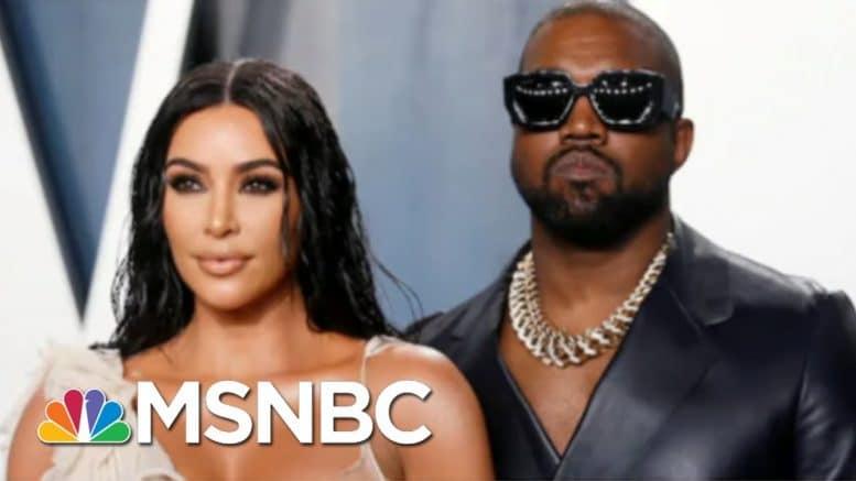 'Kim Kardashian West Just Performed A Public Service' | Morning Joe | MSNBC 1