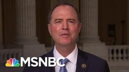 Schiff Has 'Serious Concerns' About DNI Statement On Foreign Election Interference | MSNBC 8