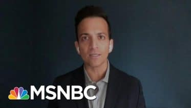 Dr. Vin Gupta: President Should 'Federalize' Response To COVID-19 | MTP Daily | MSNBC 6