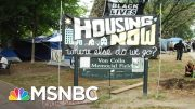 'Moral Disgrace': Rep. Lee On Congress Leaving Town Amid Eviction Crisis | All In | MSNBC 2