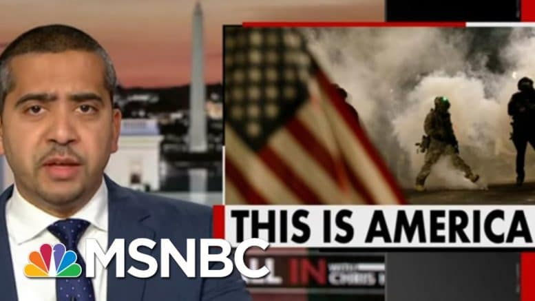 Mehdi Hasan: It's Time We Use The F-Word: Fascism | All In | MSNBC 1