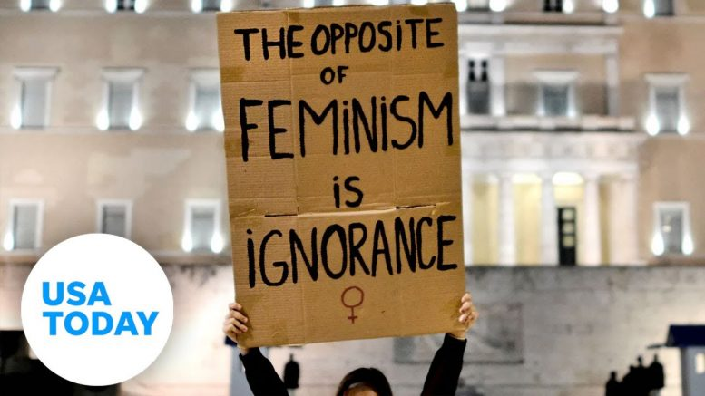 Anti-feminism: How to spot the warning signs | USA TODAY 1
