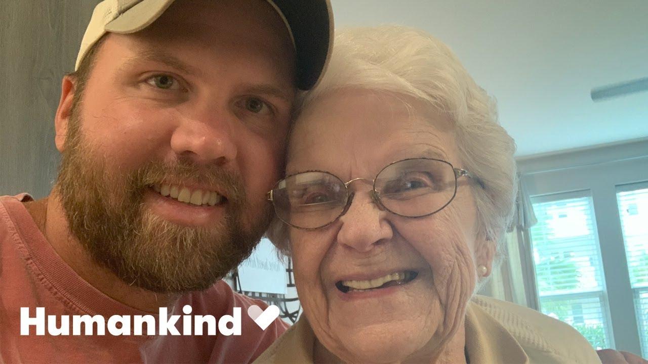 Sassy grandma has more than 1 million fans online | Humankind 4