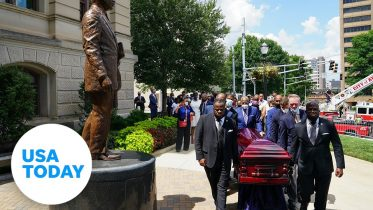 Funeral service for Civil Rights icon C.T. Vivian held today | USA TODAY 6