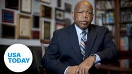 John Lewis's impact on civil and voting rights | USA TODAY 1
