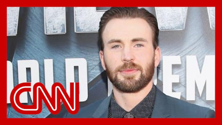 'Captain America' actor Chris Evans launches political website 1