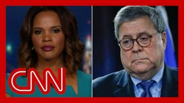 Laura Coates says AG Bill Barr has some explaining to do 6