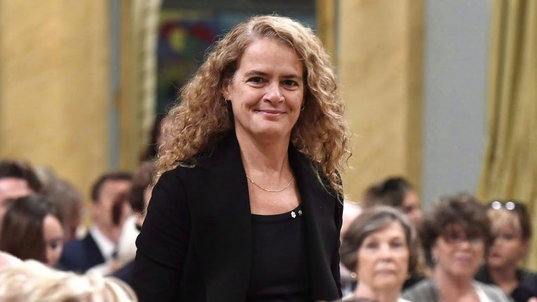 Reports of allegations of verbal abuse to staffers from Governor General Payette 'highly unusual' 1