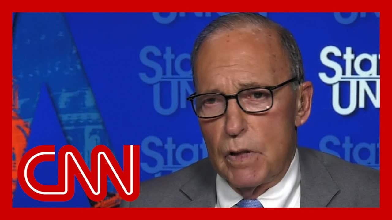 Larry Kudlow: The economy is going north, not south 8