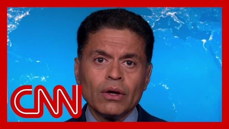 Trump's embraced conspiracies like these. Fareed Zakaria explains why it's concerning 1
