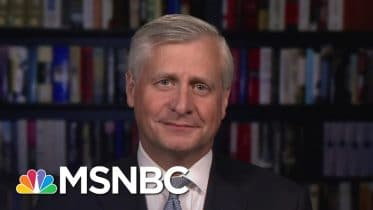 Focus On The Next 100 Days | The 11th Hour | MSNBC 10