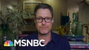 Emergency Physician In Indiana On Rising COVID-19 Cases In His State | The 11th Hour | MSNBC 3