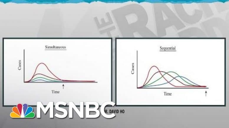 Botched U.S. Reopening May Require A Shutdown Do-Over | Rachel Maddow | MSNBC 1