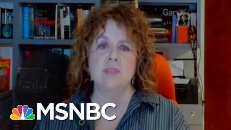 White House School Reopening Push Hazy On Money, Testing, Reality | Rachel Maddow | MSNBC 1