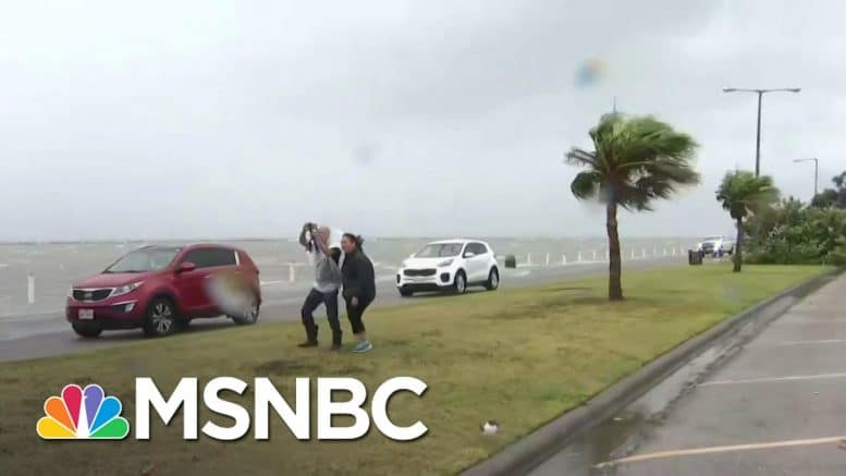 Hurricane Hanna Bears Down On The Coast of Texas | MSNBC 1