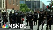 Shooting Incident Reported At Site of Louisville Protest | MSNBC 3