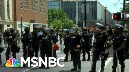 Shooting Incident Reported At Site of Louisville Protest | MSNBC 1