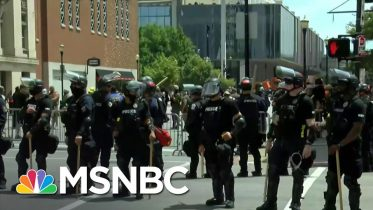 Shooting Incident Reported At Site of Louisville Protest | MSNBC 6