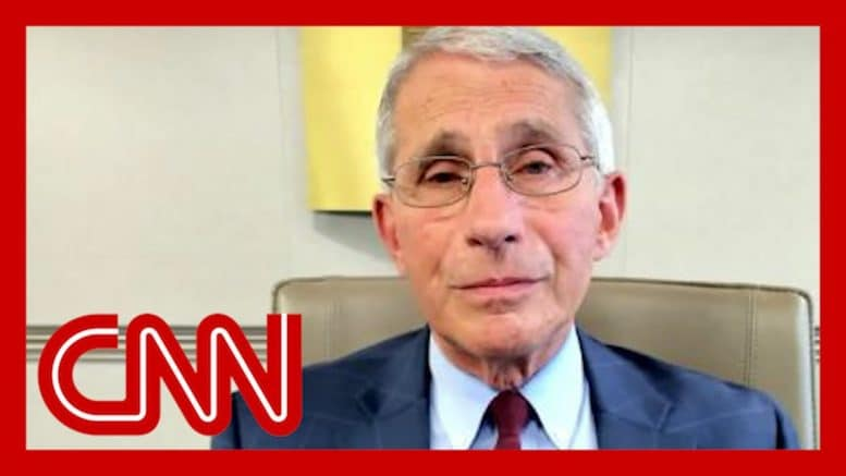 Here's what Fauci thinks about the latest Covid-19 vaccine trial 1