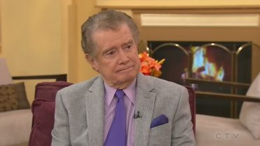 Canada AM archive: One-on-one with Regis Philbin 6
