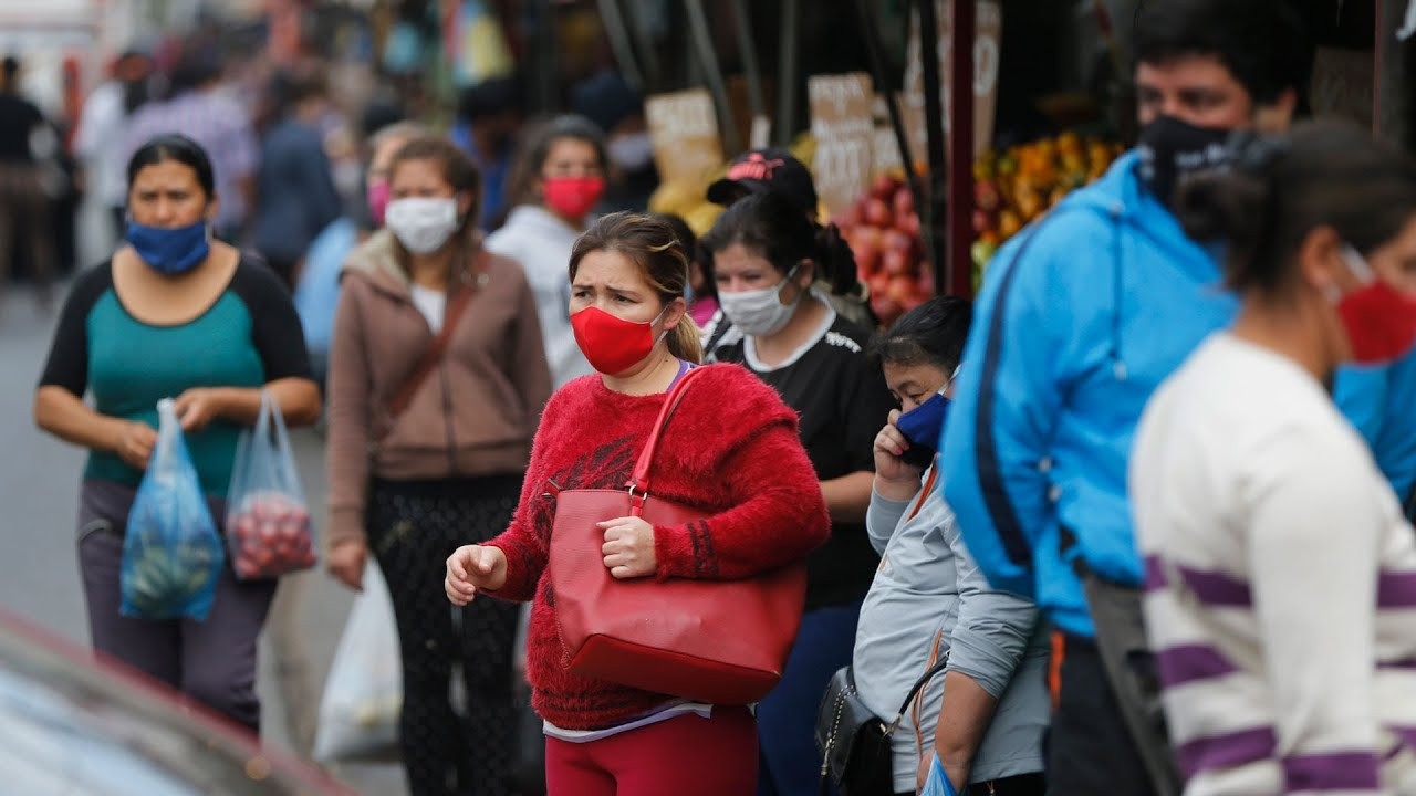 """Global surge of COVID-19 """"kind of inevitable"""": infectious disease expert 1"""