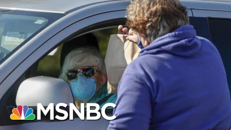 Concern Grows Over Returning To Classrooms Amid Pandemic | Morning Joe | MSNBC 1