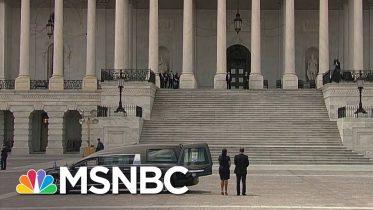 Rev. Al Sharpton: 'John Lewis Comes To The Capitol A Victor' | MSNBC 6