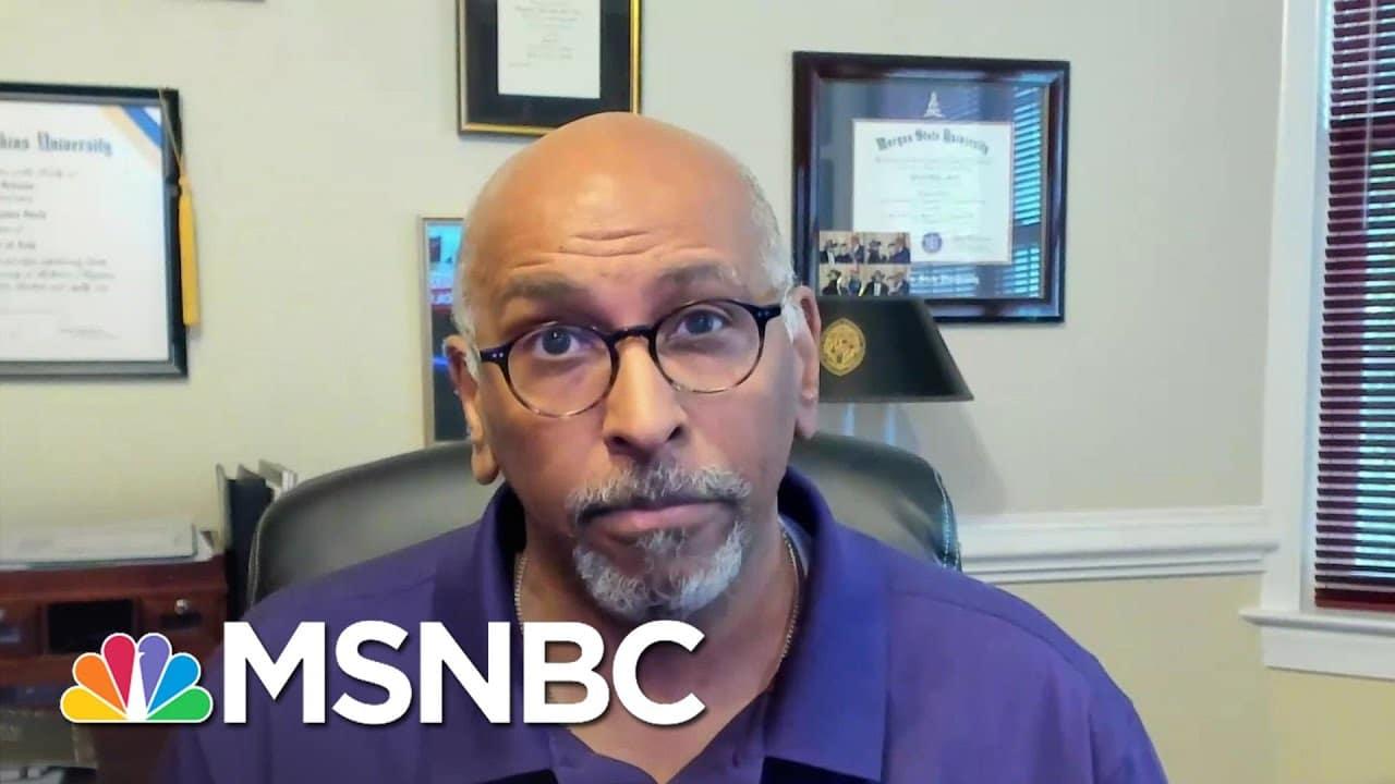 Former RNC Chairman Calls Trump 'P.T. Barnum On Steroids'   Deadline   MSNBC 9