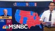 NBC News/Marist Poll: Biden Leads In North Carolina By 7 Points | MTP Daily | MSNBC 5