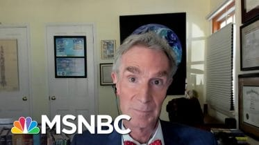 Bill Nye: 'We Should All Wear Masks Cause It Works Both Ways' | The ReidOut | MSNBC 6