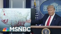 Chris Hayes Puts The Scale Of Coronavirus Deaths In Perspective | All In | MSNBC 8