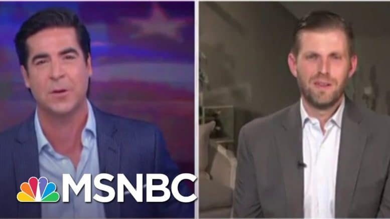 Fox News Anchor Endorses Qanon Conspiracy Theories, Tries To Backtrack | The ReidOut | MSNBC 1