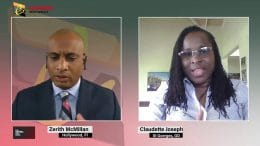 "LAWYER Claudette Joseph chimes in on ""permanent emergency"" 7"