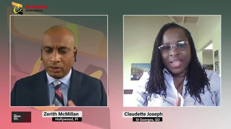"""LAWYER Claudette Joseph chimes in on """"permanent emergency"""" 1"""