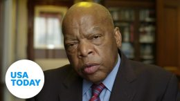 Rep. John Lewis: the civil right icon in his own words | USA TODAY 3