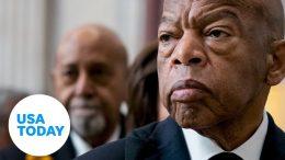 Rep. John Lewis remembered at historic Selma church | USA TODAY 8