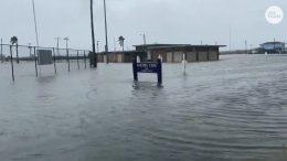 Hurricane Hanna makes landfall, floods parts of south Texas   USA TODAY 5