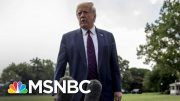 Trump Ditches 'New Tone' On COVID-19, Pushes States To Reopen | The 11th Hour | MSNBC 2