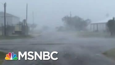 Hurricane Makes Disaster Of Already Catastrophic COVID Situation | Rachel Maddow | MSNBC 6