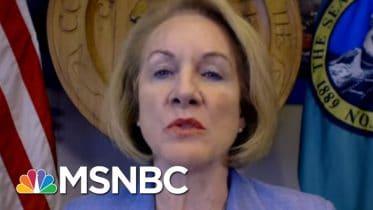 Seattle Mayor: Looks Like Trump Is Rehearsing For Martial Law | Rachel Maddow | MSNBC 5