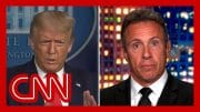Chris Cuomo reacts to Trump comment 'nobody likes me' 4