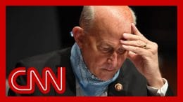Rep. Louie Gohmert tests positive for Covid-19 1