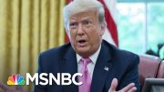 Fmr. CIA Director: Pres. Trump Won't Do Anything About Russian Interference | The Last Word | MSNBC 4