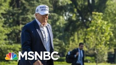 "Trump Spreads False Information About Coronavirus ""Cure"" 